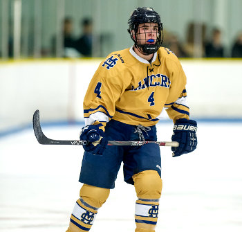 Casey Fitzgerald, Malden Catholic '97-born d-man and BC recruit, is USHR's #3-ranked sophomore of the 2012-13 season.