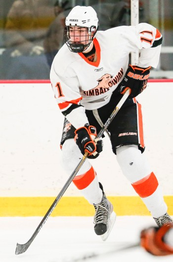KUA forward Dominic Franco, a recent Army recruit, has had a breakthrough year for the Wildcats.