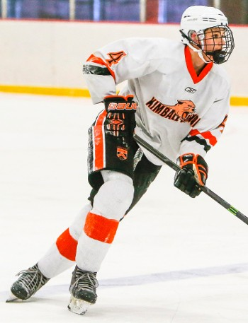 "KUA's 6'2"" junior Jake Massie is Central Scouting's top-ranked prep/HS d-man for June's NHL Draft."