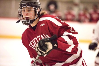Junior F Santeri Hartikainen had 5 points (4g,1a) in Groton's 7-2 win over Roxbury Latin Wednesday.