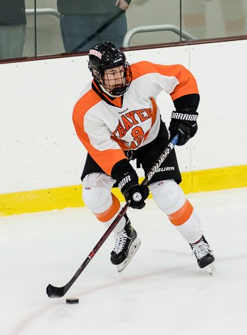 Thayer senior C Jay O'Brien had four points (2g,2a) in Saturday's 7-2 win over Governor's.