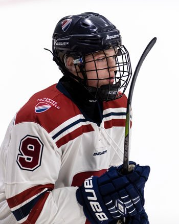 Dexter junior John Farinacci (2g,1a) notched 3 points in a 5-3 win over Winchendon Fri. Feb. 14th.