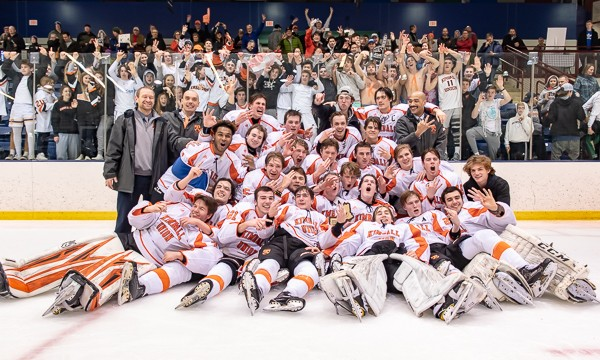 With Sunday's dramatic 4-3 title game win over Salisbury, KUA has now earned three straight championships. That ties the old record, set by Salisbury,