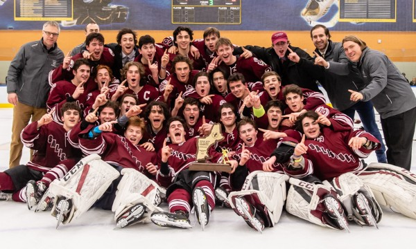 Salisbury won its sixth prep championship, beating Dexter, 4-0, in the 2020 Elite 8 title game Sunday at Trinity College.