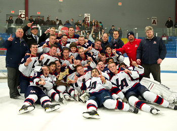 Lawrence Academy, the 2012 New England Prep Champions.