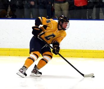 Charley Borek, Choate '96-born forward, is USHR's #12-ranked sophomore of the 2012-13 season.